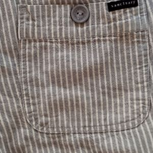 Sanctuary Shorts - Sanctuary linen blend shorts size 29
